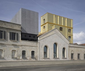 Fondazione Prada Campus by OMA Opens in Milan