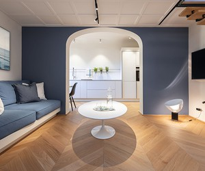 Flat Eleven, Florence, Italy / Studio Pierattelli