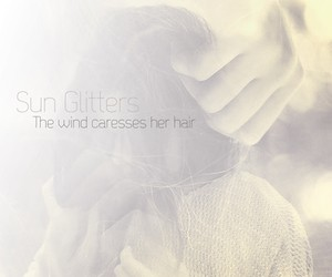 Sun Glitters - The Wind Caresses