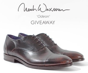 Noah Waxman 'Odeon' Giveaway