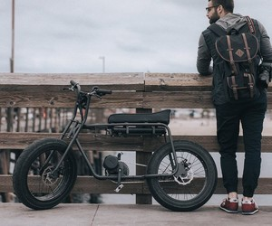 Lithium Cycles Super 73 Electric Minibike
