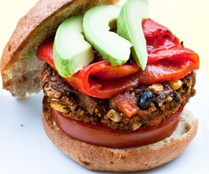 Sweet Tater Black Bean Burgers