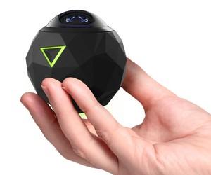 The World's Smartest 360fly 4k Camera
