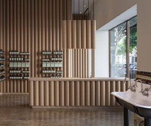 New Aesop branch in Los Angeles