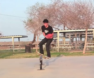 Skateboarding: Epic Trick Shots and Costumes