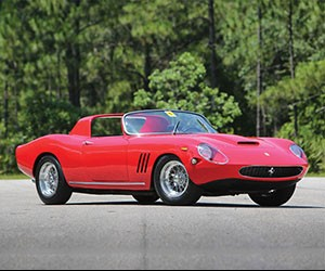1961 Ferrari 250 GT Spider