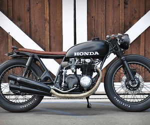 1975 Honda CB 550 | by Seaweed & Gravel