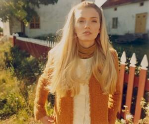 Lily Donaldson for Vogue UK October 2011