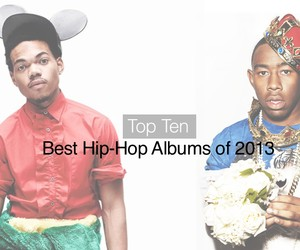 Best Hip-Hop Albums of 2013