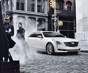 Meet the CT6: The Newest Cadillac Flagship