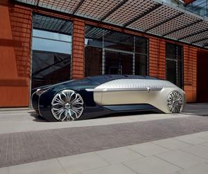 Renault Ez-Ultimo Robo-Vehicle