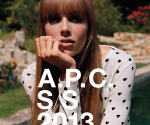 A.P.C Pre-collection S/S 2013 by Alasdair Mclellan