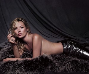 Kate Moss for Fred F/W 2011.12 by Sonia Sieff