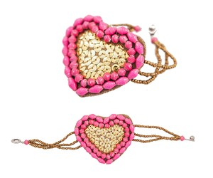 31BITS LIMITED EDITION SWEETHEART BRACELET