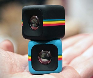 Tiny Polaroid C3 Cube Camera