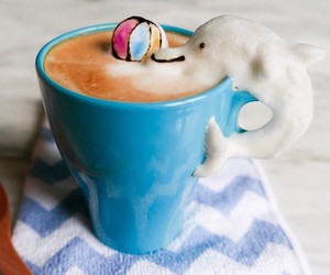 Latte style in 3D
