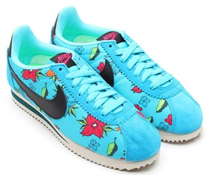 NIKE CLASSIC CORTEZ NYLON QS ALOHA PACK