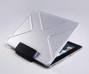 Tank, the Aluminum case for iPad