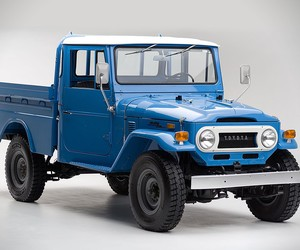 '74 Toyota Land Cruiser JF45 Pickup