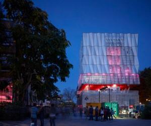 LA FABRIQUE ARTISTIQUE by Tétrarc architects