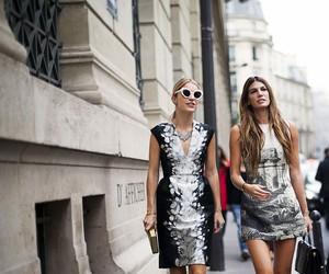 Bianca Brandolini & Eugenie Niarchos for AZZARO
