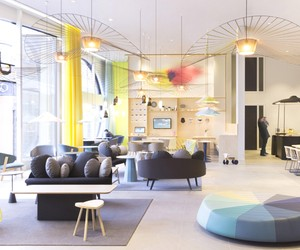 The Hague Suite Novotel by Costance Guisset