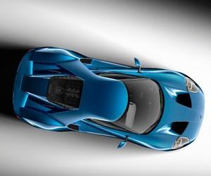 All New Ford GT Carbon Fiber Supercar
