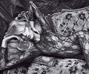 Anja Rubik by Mario Sorrenti for Lui Magazine