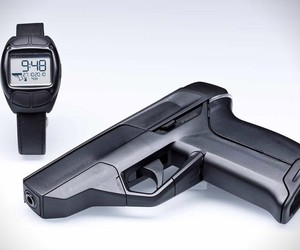 World's First Ever Smart Gun