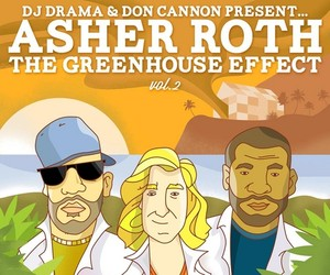 "Asher Roth – ""The Greenhouse Effect Vol 2"""