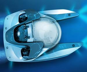 Aston Martin Unveils Project Neptune Submarine