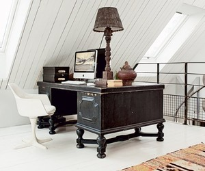36 Attic Offices. Because It's Monday