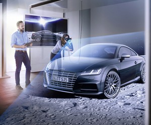 Audi presents: Some call it work.