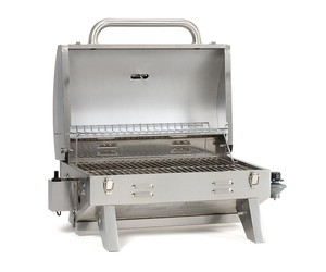 Aussie Stainless Steel Tabletop Gas Grill
