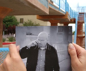 Snapshots of Breaking Bad Locations
