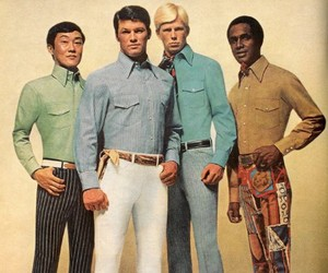 These Bad 70s Men's Fashion Ads Should be Burned