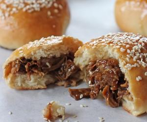 Baked Barbecue Pork Buns