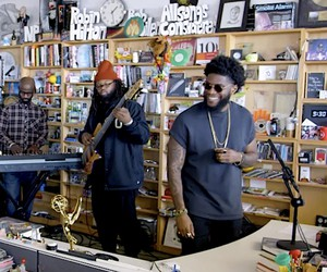 Big K.R.I.T. @ NPRs Tiny Desk Concert