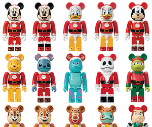 Medicom x Disney 'Christmas 2011' Be@rbrick Series