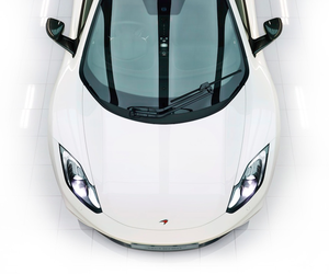 McLaren MP4-12C by Benedict Redgrove