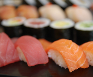 Eight Things You Need to Know About Eating Sushi
