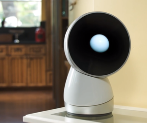 JIBO: THE WORLD'S FIRST FAMILY ROBOT [VIDEO]