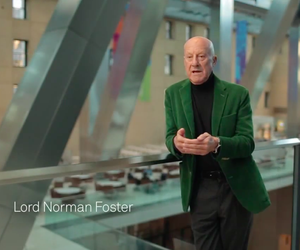FOSTER REVISITS THE HEARST TOWER WITH DRONES