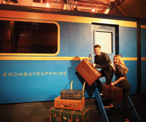 The Grand Journey from Bombay Sapphire in Berlin