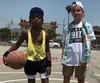 White KIDS Can't Jump (Short Film)