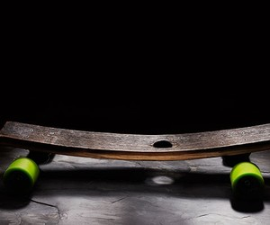 Bourbon Barrel Skateboards