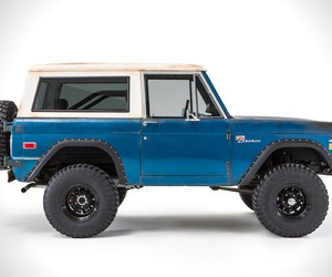 Ford Bronco Patina