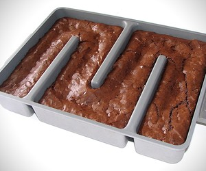 All Edge Brownies