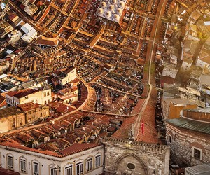 Mind-Bending Aerial Photos of Instanbul