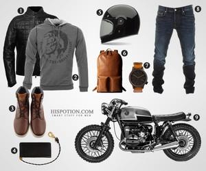 Outfit: Café Racer